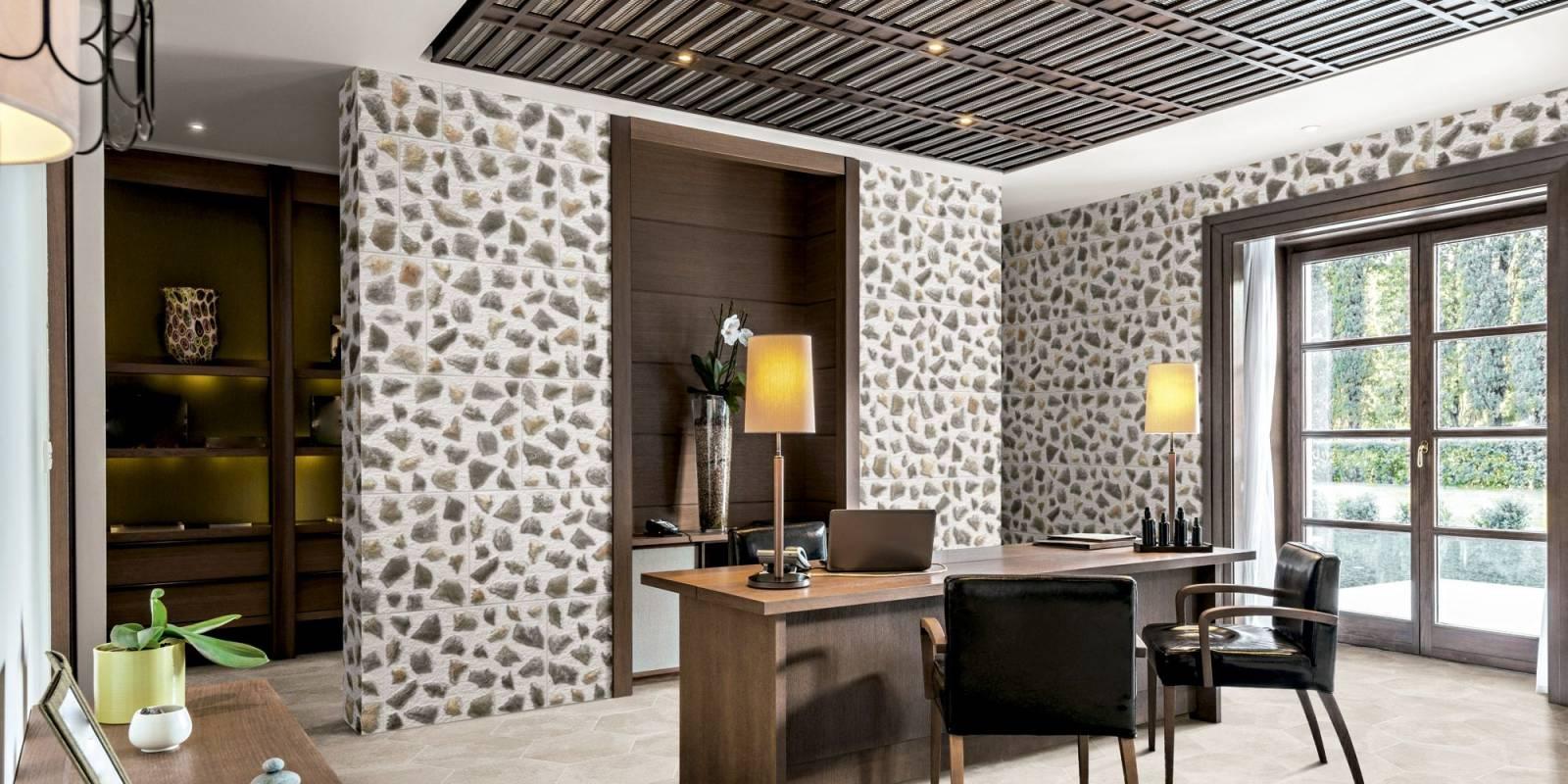 Mur en pierre rustique int rieur et ext rieur montpellier for Carrelage style campagnard