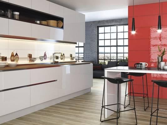 carrelage rouge salle de bains ou cuisine original nimes 30
