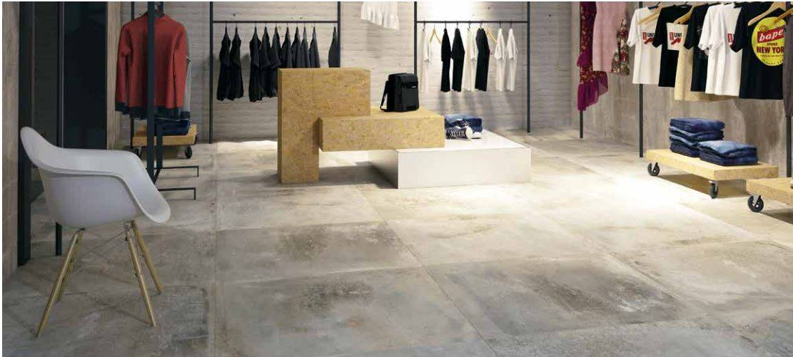 Beautiful CARRELAGE GRAND FORMAT EFFET BETON BRUT 100X 100 CM INTERIEUR  JA98