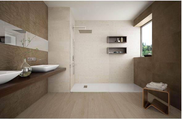 carrelage effet papier froisse salle de bains cuisine. Black Bedroom Furniture Sets. Home Design Ideas