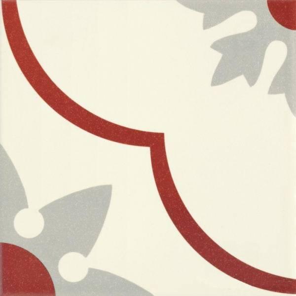 carrelage effet carreaux de ciment rouge herault c32. Black Bedroom Furniture Sets. Home Design Ideas