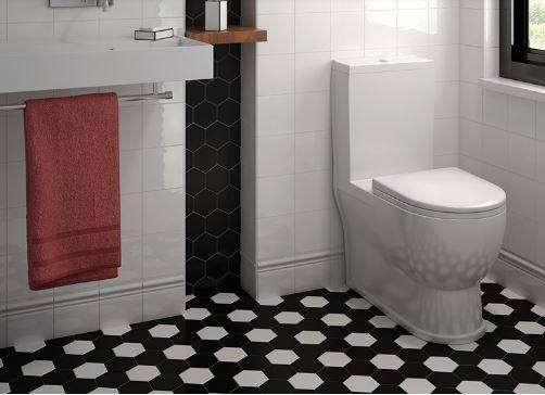Carrelage en relief pour salle de bain Toulouse - LE COMPTOIR DE CERAM